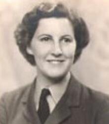 Hilda Pearson nee Wilkinson