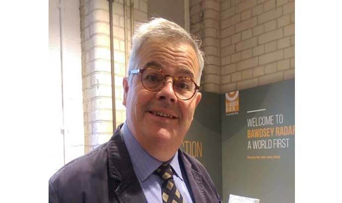 BBC Look East visit