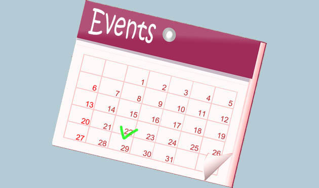 Transmitter Block 2019 Events Diary