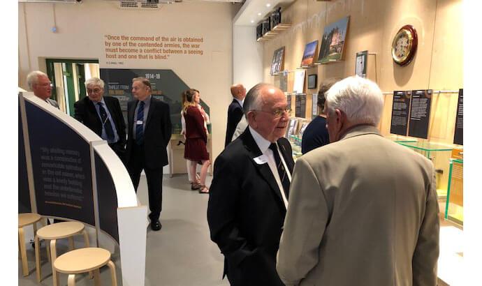 Bawdsey Reunion Association gather at Bawdsey Manor