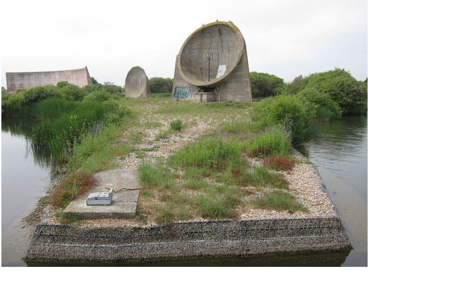 Dungeness Sound Mirrors