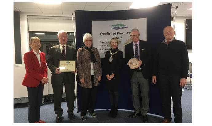 SUFFOLK COASTAL QUALITY OF PLACE AWARDS 2018 WINNERS