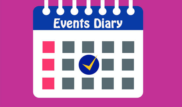 Transmitter Block 2020 Events Diary